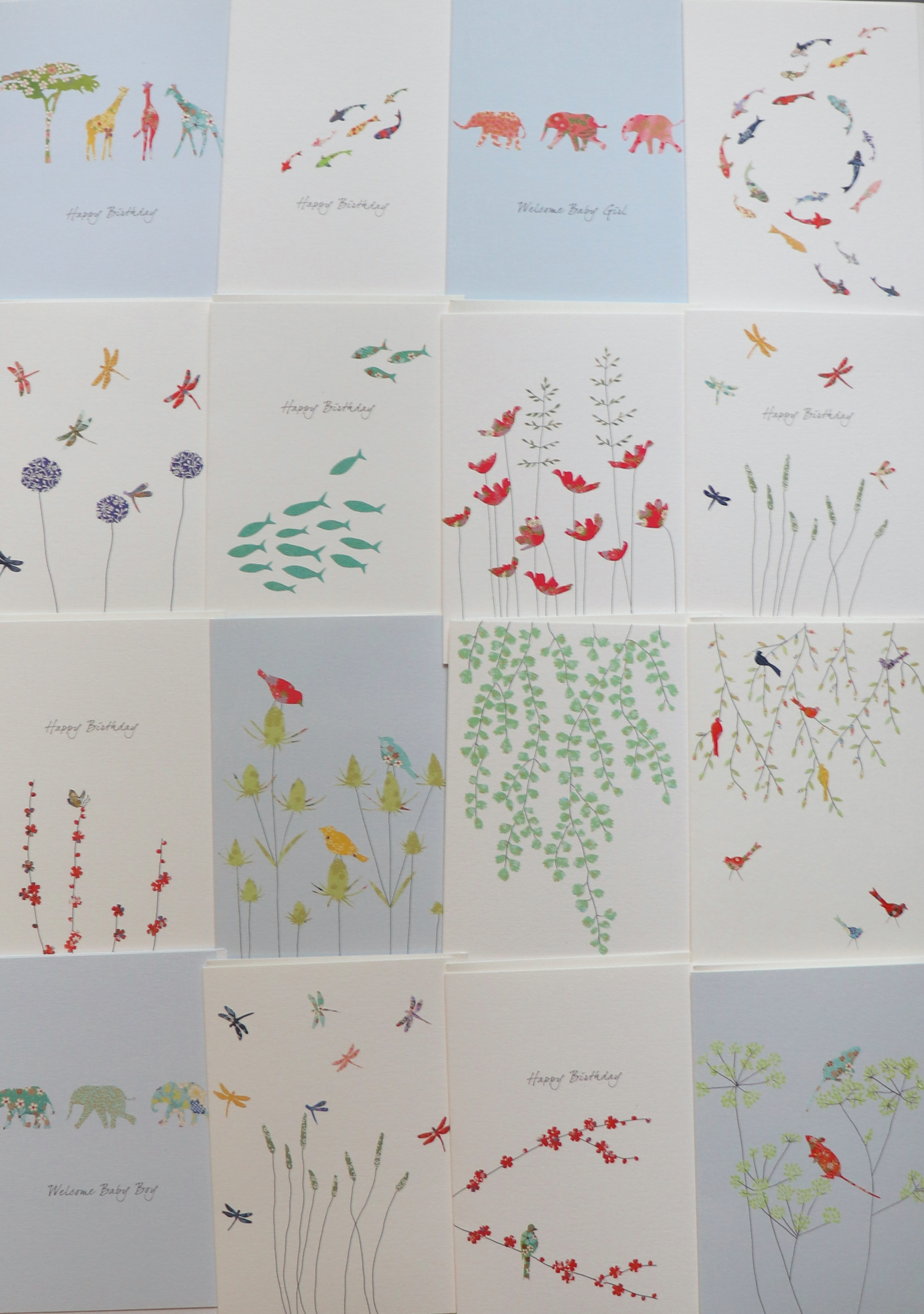 Post- und Umschlagkarten von Kunstgriff Leipzig