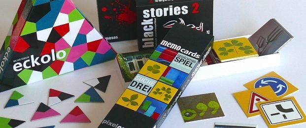 Spiele von Kunstgriff Leipzig