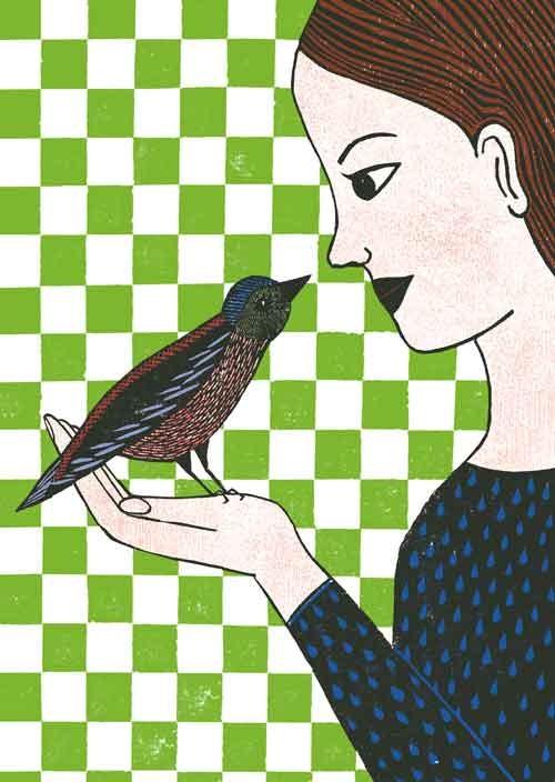 Vogelfreundschaft, Franziska Neubert
