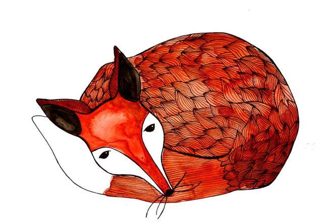 Fuchs von Frau Ottilie