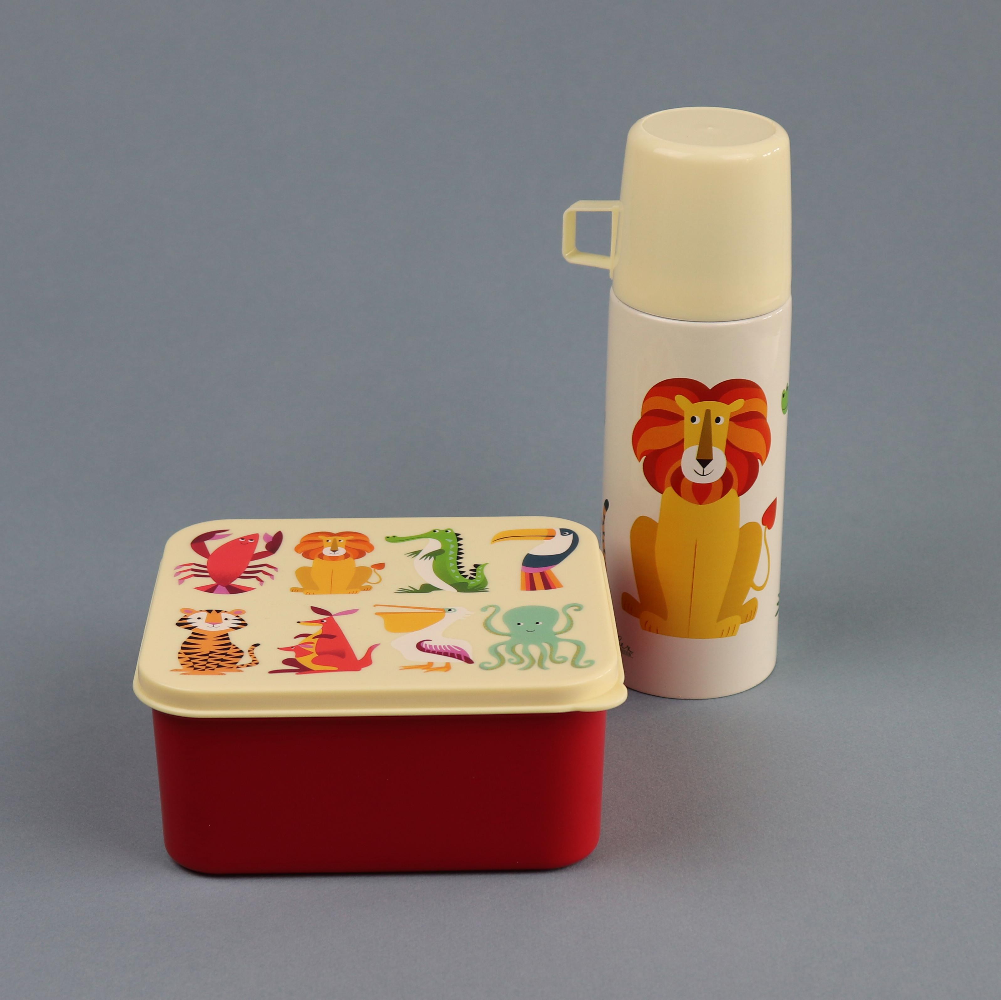 Brotdosen und Thermosflaschen für Kinder bei Kunstgriff Leipzig