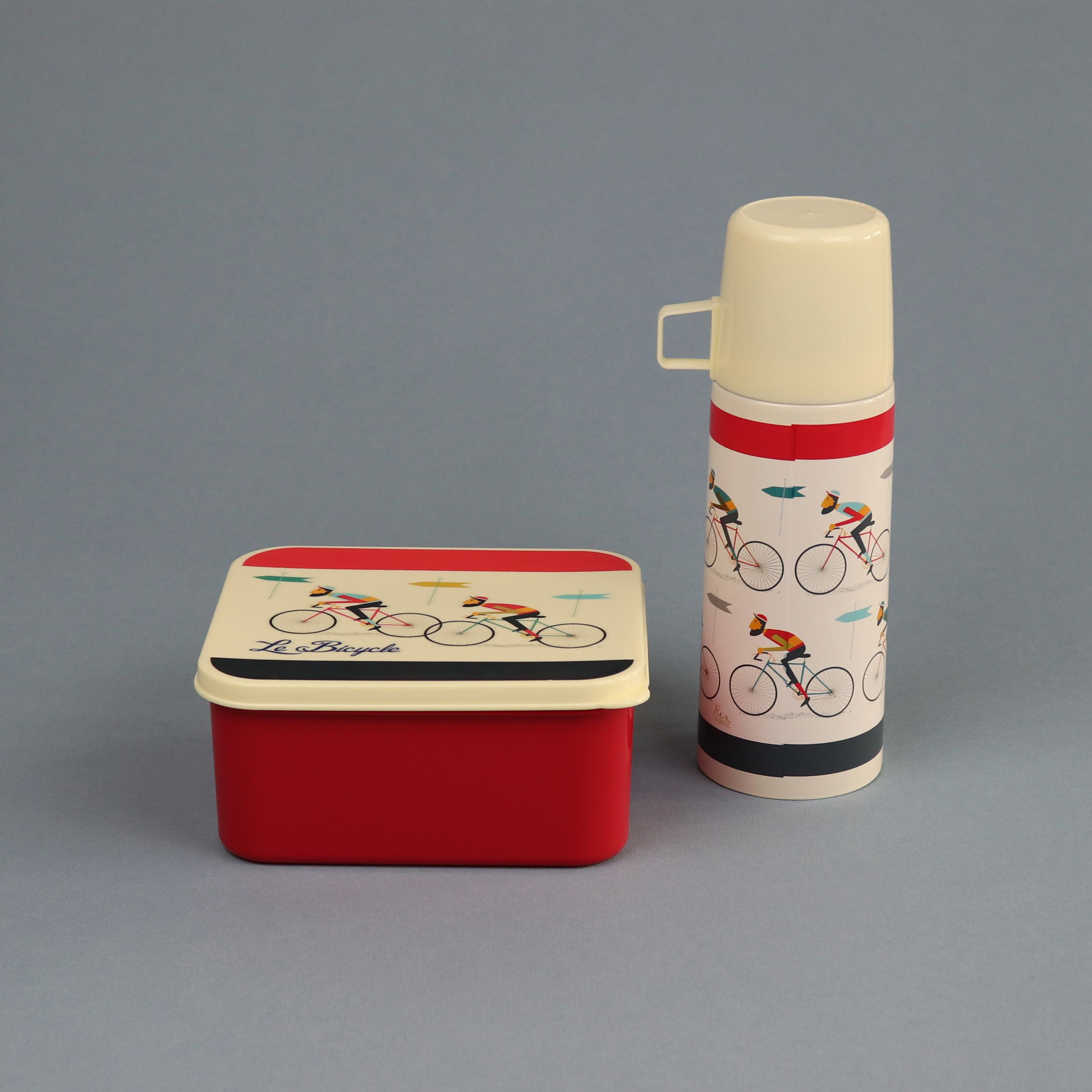 Brotdosen und Thermosflaschen bei Kunstgriff Leipzig
