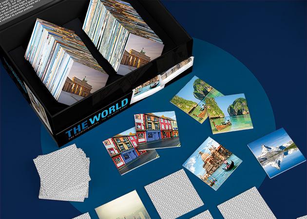 Gedächtnisspiel The World