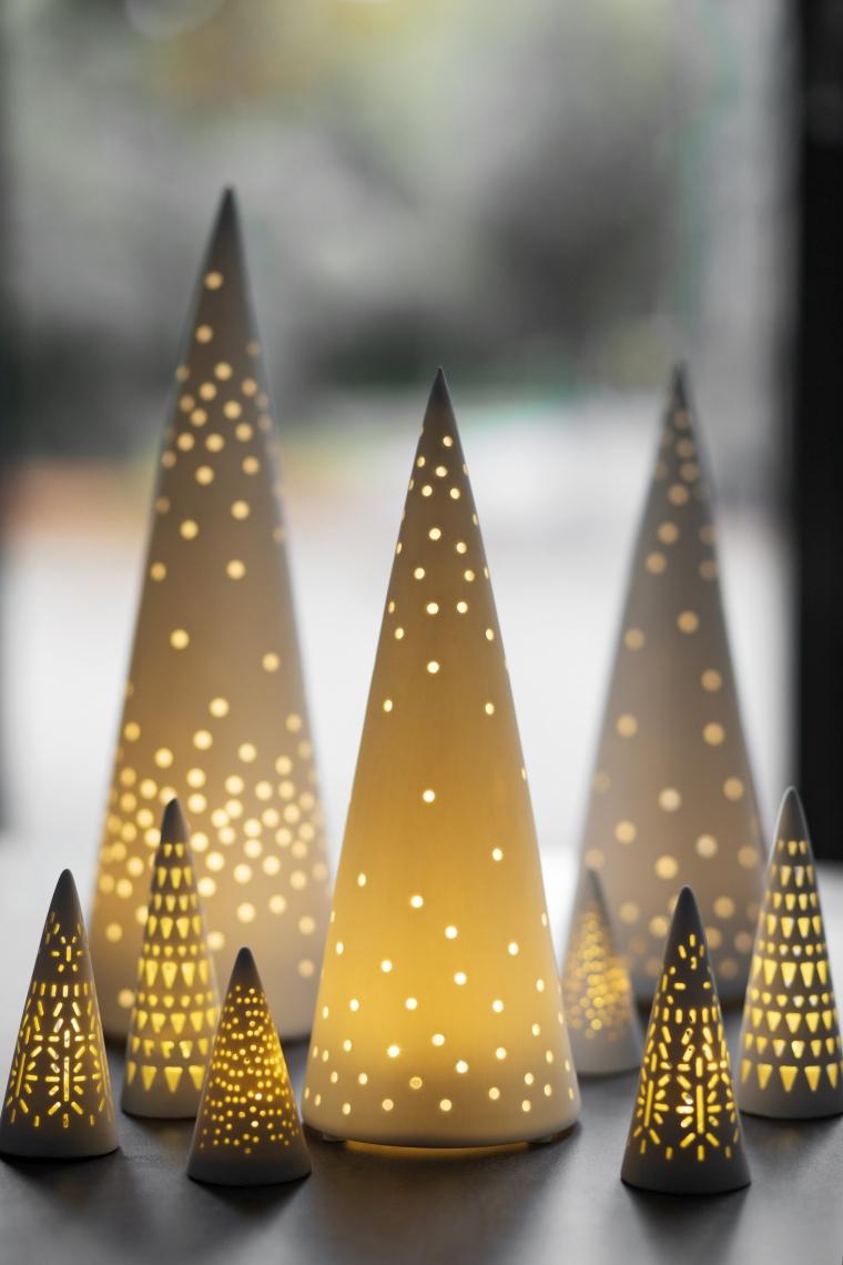 Lichtobjekte von Räder