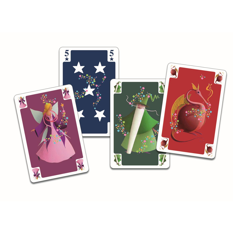 Spiele von Djeco, Kartenspiel