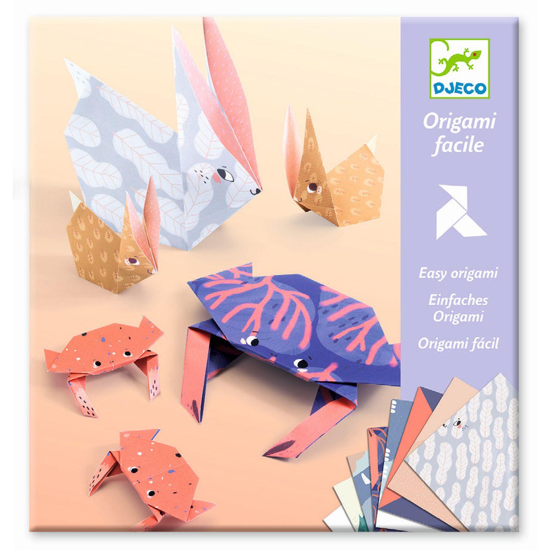Spiele von Djeco, Origami